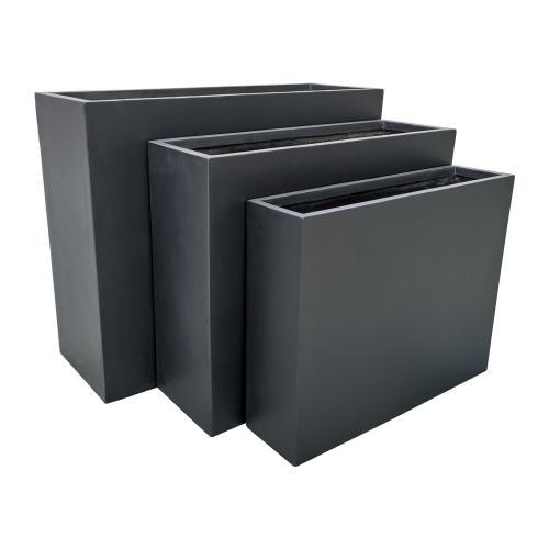 StoneLite-Divider-Trough-81101-Pot-Charcoal